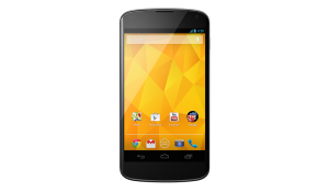 Google Nexus 4 8GB schwarz