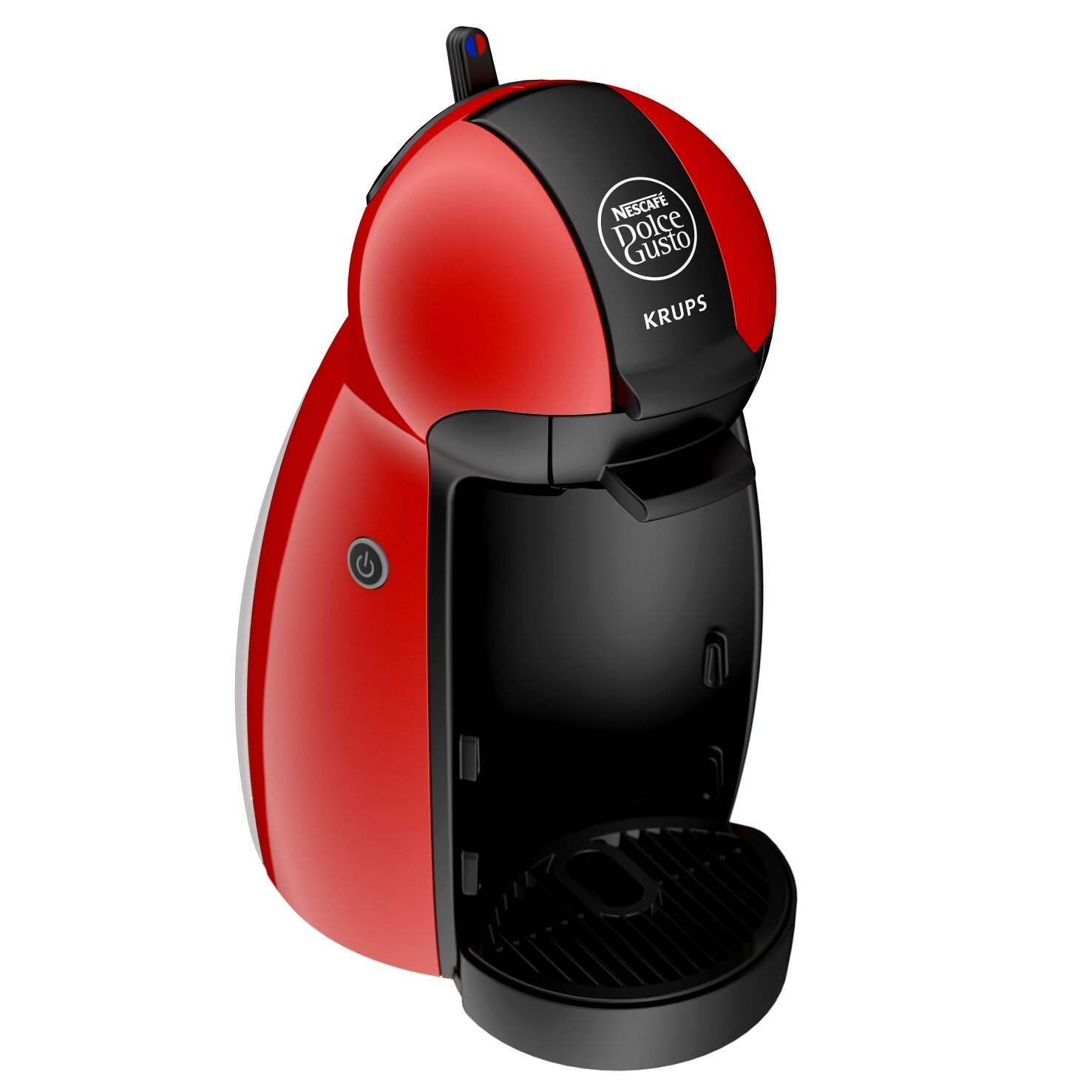 krups nescaf dolce gusto piccolo kp1006 in farbe rot. Black Bedroom Furniture Sets. Home Design Ideas
