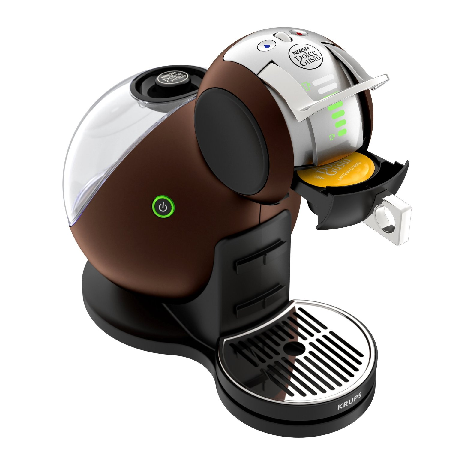 krups kp2309 nescaf dolce gusto melody 3 automatik in. Black Bedroom Furniture Sets. Home Design Ideas