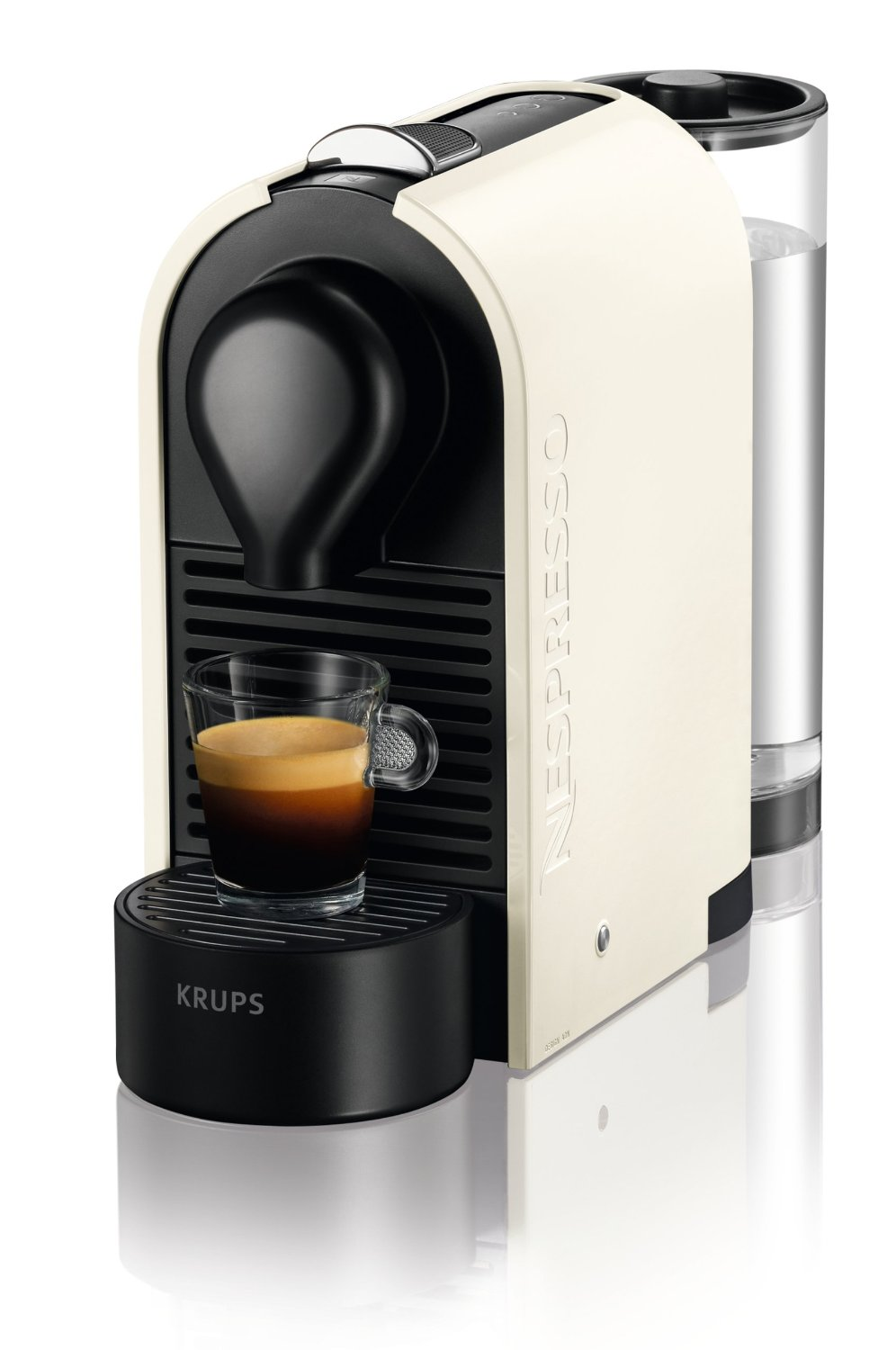 nespresso u krups xn 2511 kapselmaschine mit aeroccino3. Black Bedroom Furniture Sets. Home Design Ideas