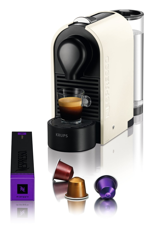 nespresso u krups xn 2511 kapselmaschine mit aeroccino3. Black Bedroom Furniture Sets. Home Design Ideas