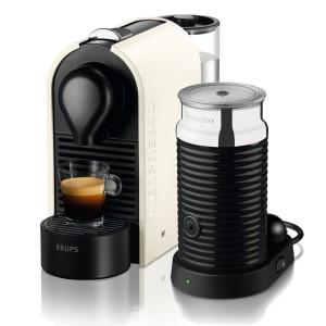 Nespresso U XN2511 inklusive Aeroccino3 Milchaufschäumer