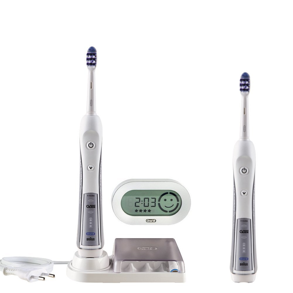 braun oral b trizone 5500 elektrische zahnb rste mit 2. Black Bedroom Furniture Sets. Home Design Ideas