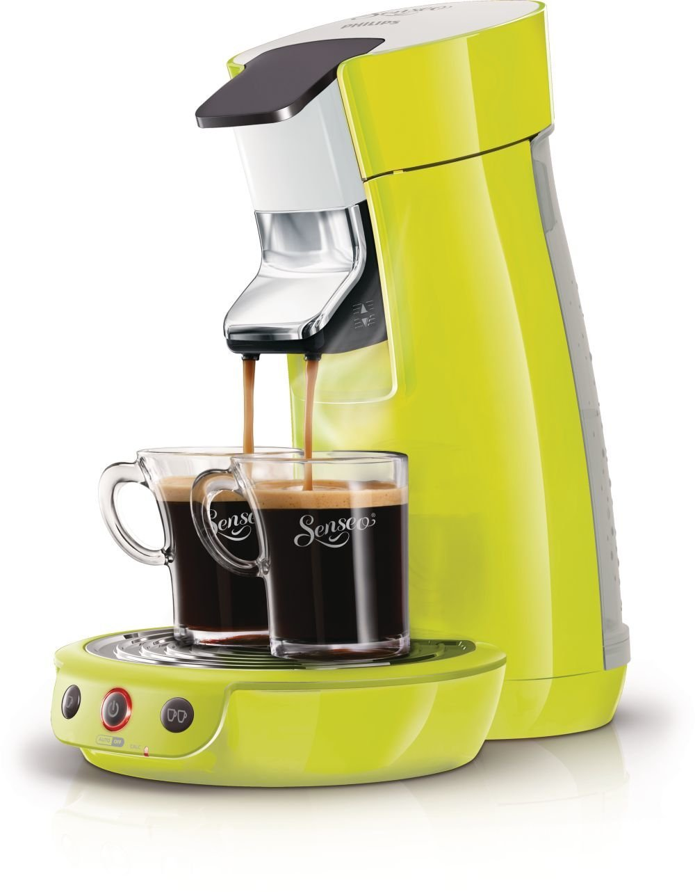 Senseo Kaffeemaschine Aktion : philips senseo r hd7825 10 viva caf in sizzling lime ~ Watch28wear.com Haus und Dekorationen