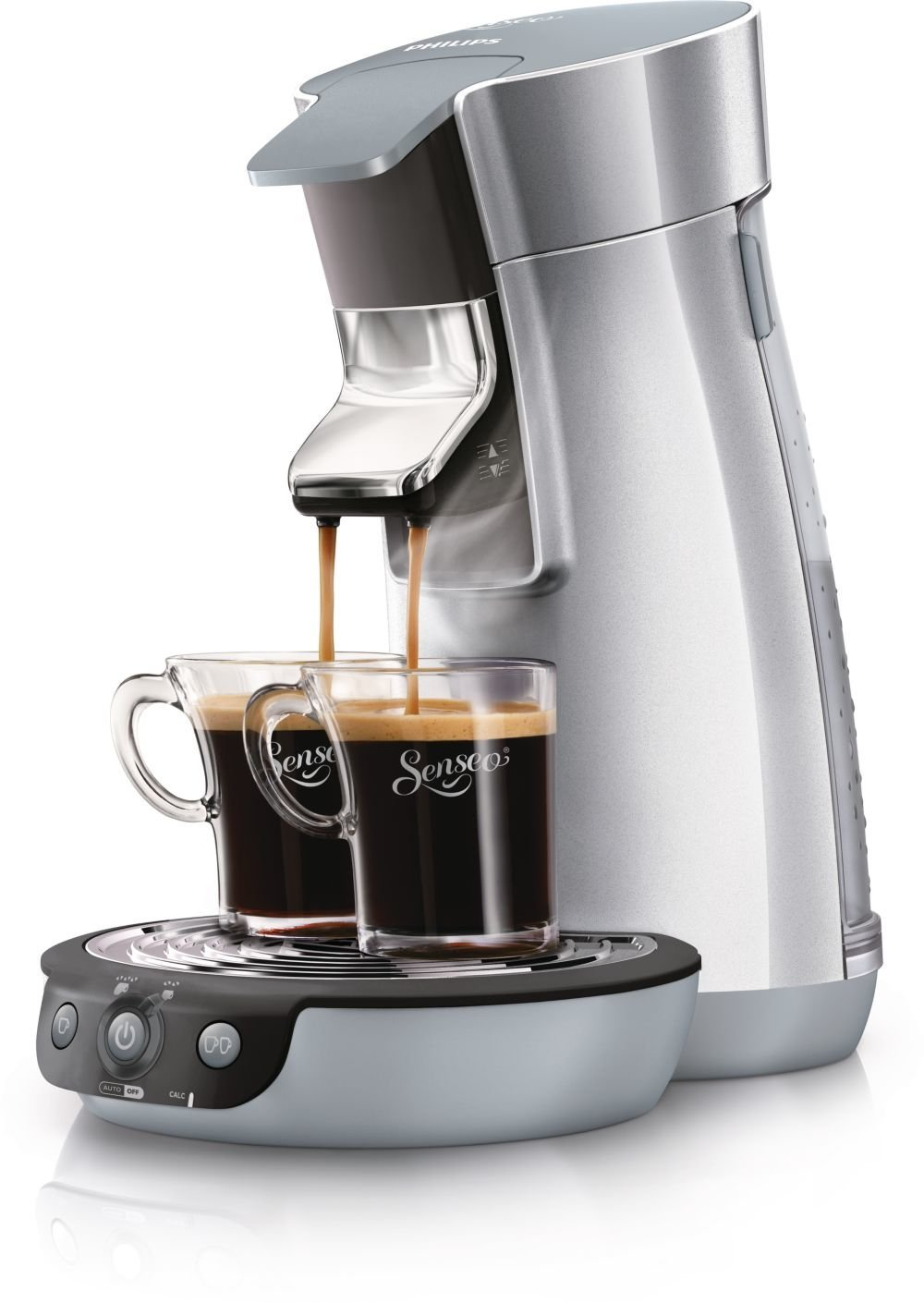 Senseo Kaffeemaschine Aktion : philips senseo r hd7828 50 viva caf in silber online ~ Watch28wear.com Haus und Dekorationen