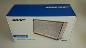 bose soundlink II white edition