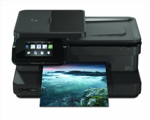 HP-Photosmart-7520-Wlan-Tintenstrahl-Multifunktionsdrucker