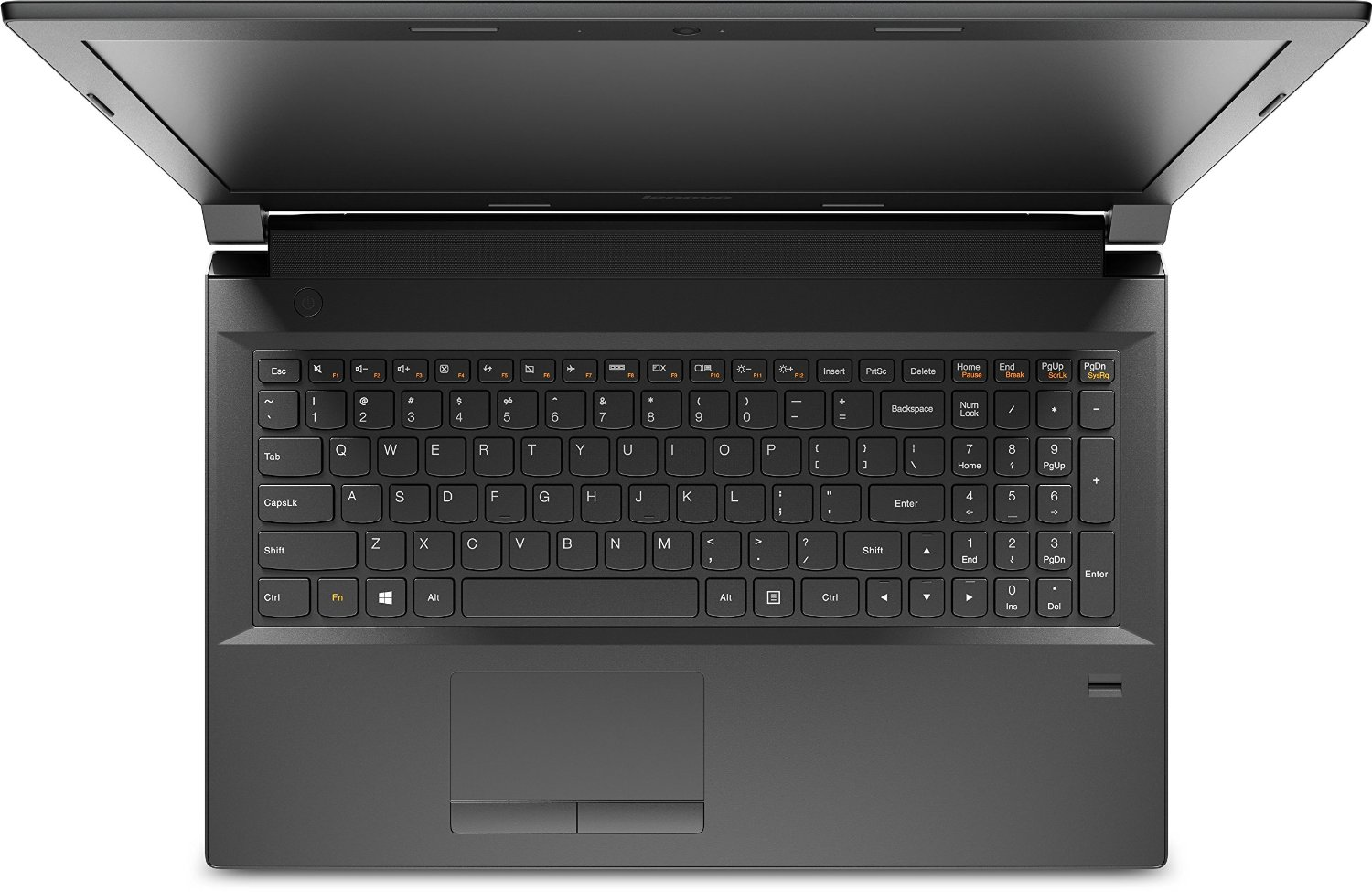 lenovo b50 30 15 6 zoll notebook pc mit win 8 1 in schwarz. Black Bedroom Furniture Sets. Home Design Ideas