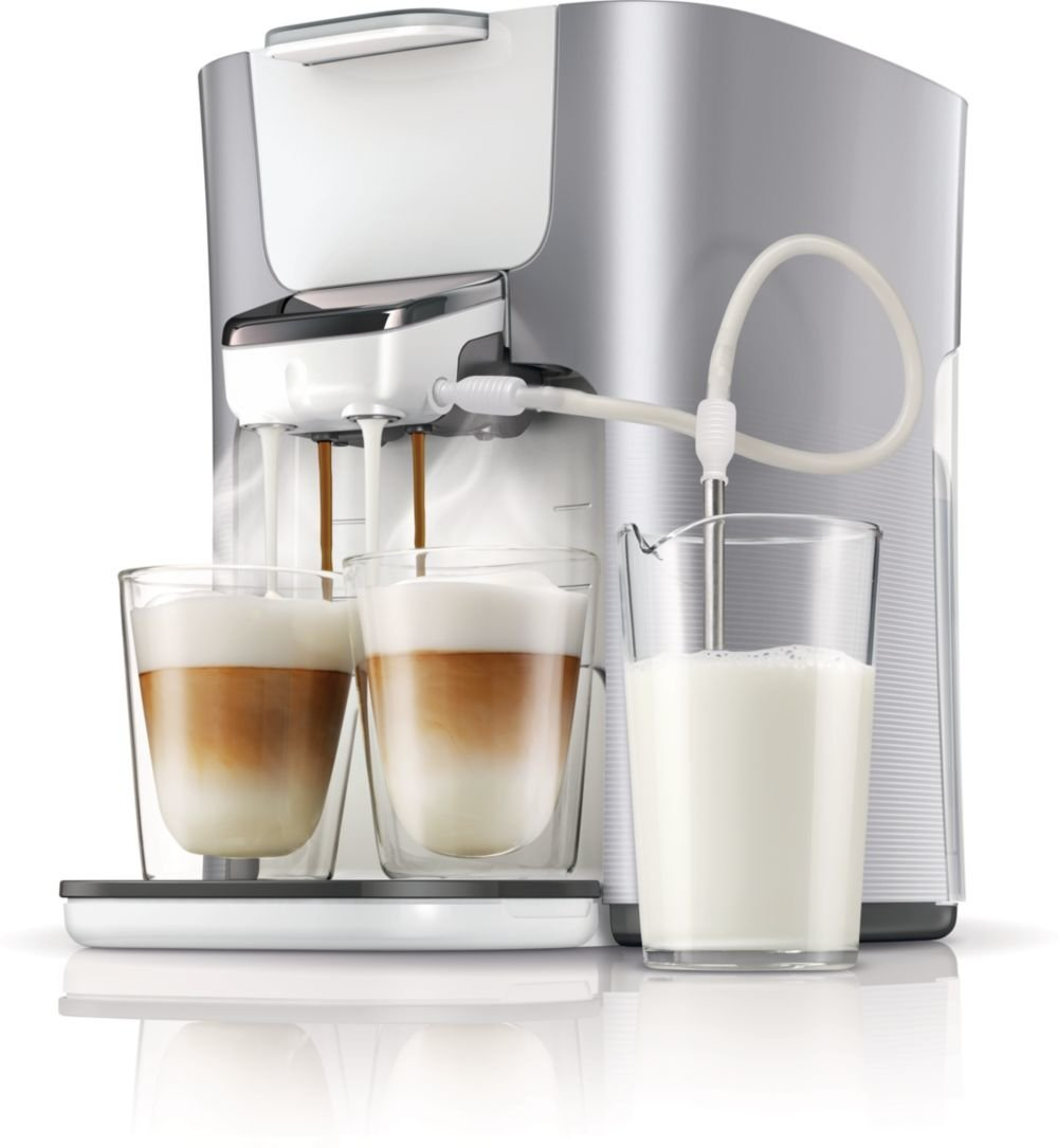 Senseo Kaffeemaschine Aktion : philips senseo hd7857 20 latte duo kaffeepadmaschine in ~ Watch28wear.com Haus und Dekorationen