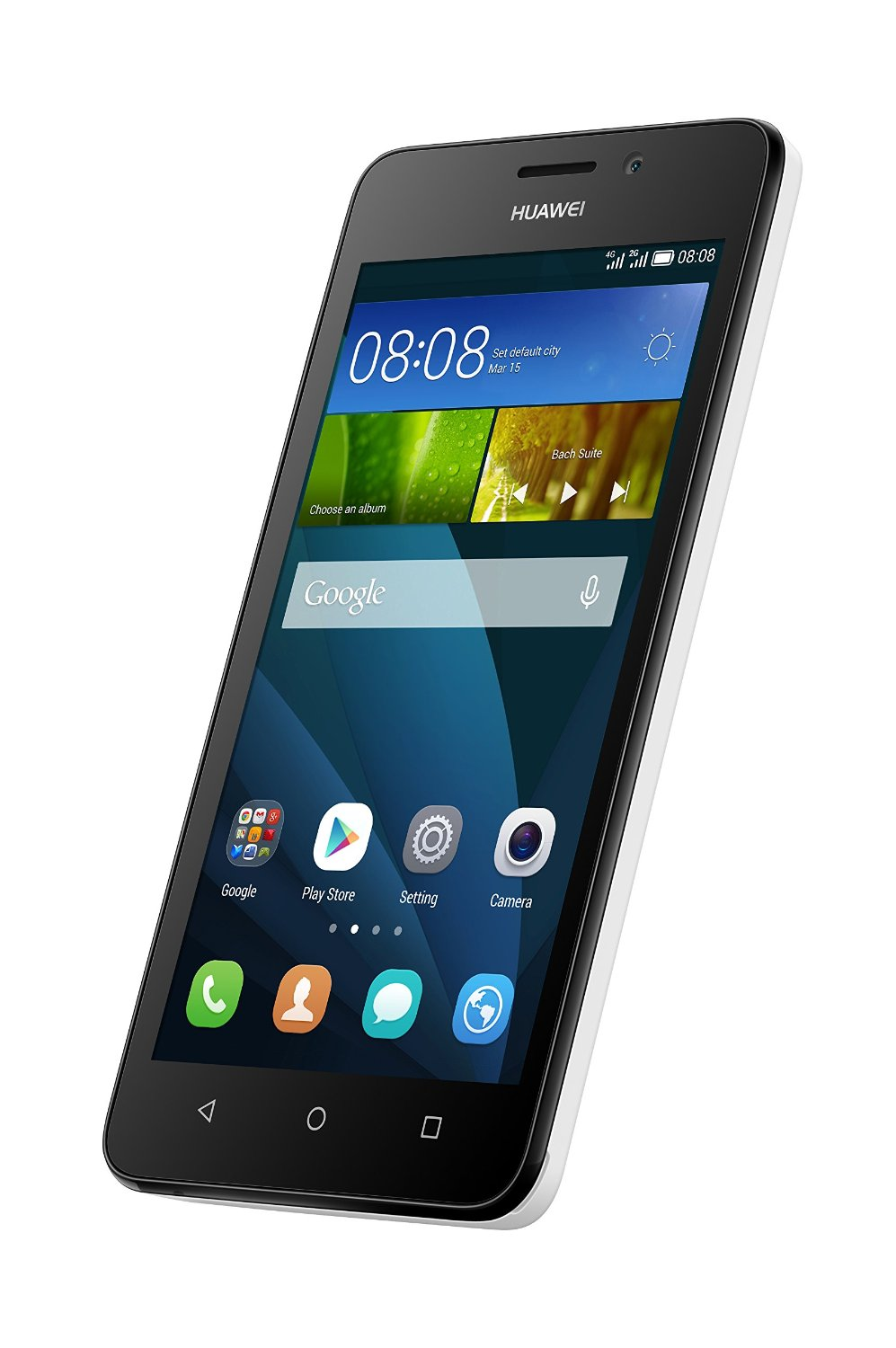 huawei y635 lte dual sim android smartphone in weiss. Black Bedroom Furniture Sets. Home Design Ideas