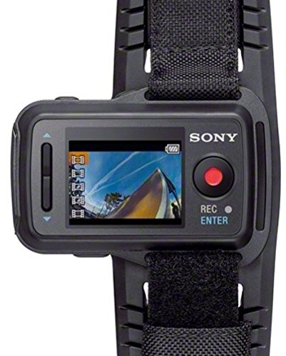 sony fdr x1000vr 4k actioncam live view remote kit in. Black Bedroom Furniture Sets. Home Design Ideas