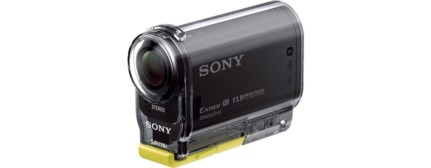 sony hdr as20 full hd action cam mit wifi. Black Bedroom Furniture Sets. Home Design Ideas