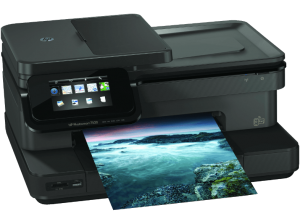 HP-Photosmart-7520-e-All-in-One-Tintenstrahl-3-in-1-Tinten-Multifunktionsdrucker