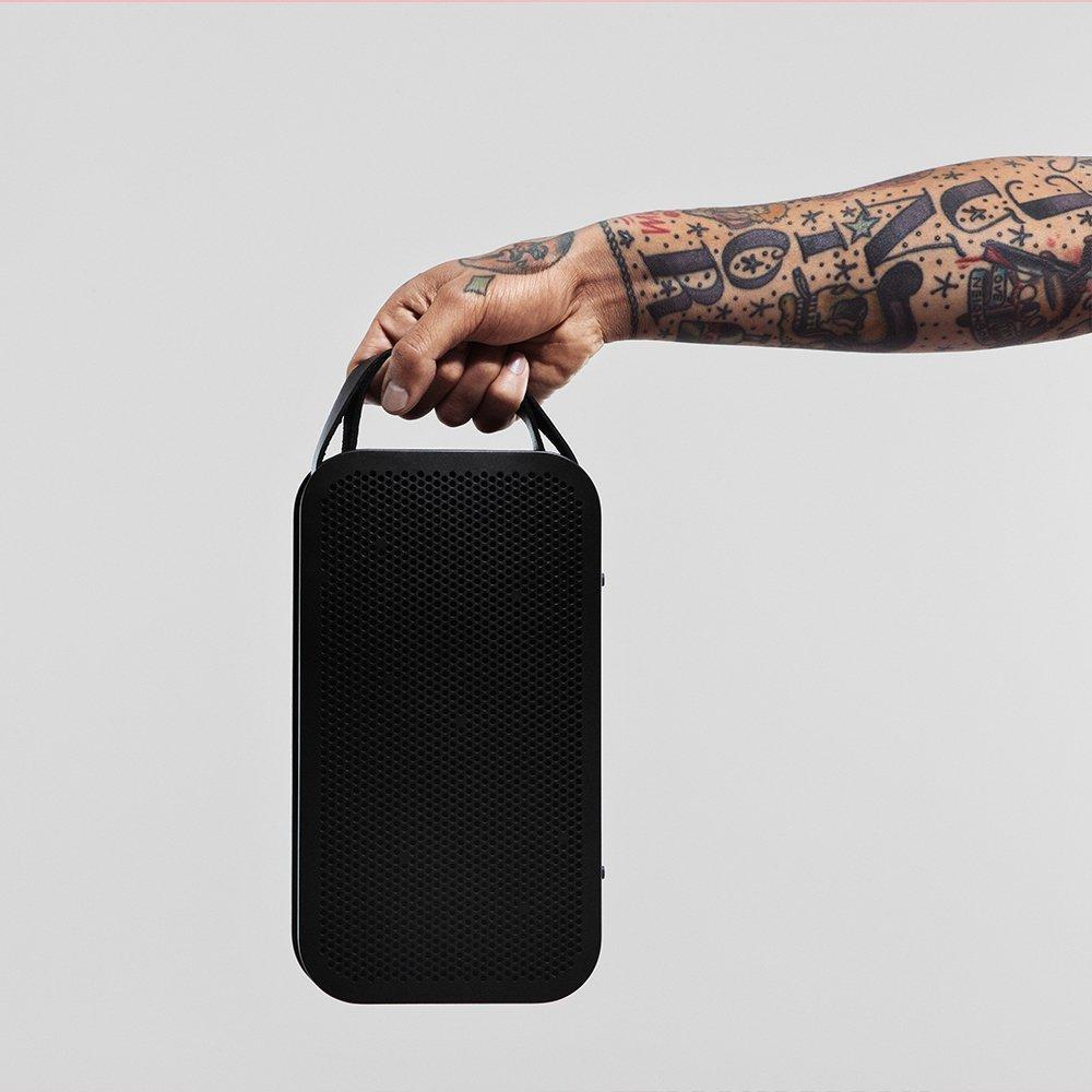 Bang & Olufsen Play BeoPlay A2 Bluetooth-Lautsprecher in schwarz ...