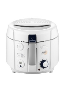DeLonghi-F-38233-Rotofritteuse-weiss